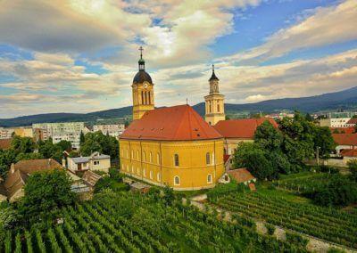 Evangelic churches of Modra