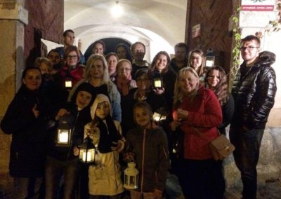 Candlelight Tour in Svaty Jur