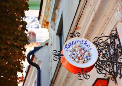 Keramika predajňa, Miroslav Malinovský
