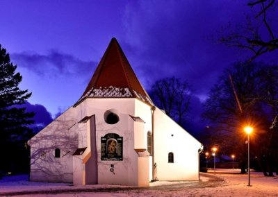 St.John the Baptist Church in Modra