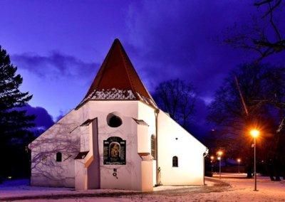 Kostol Sv.Jána Krtiteľa v Mode