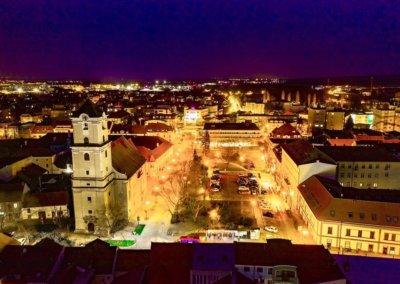 Candlelight Night Tour of Pezinok