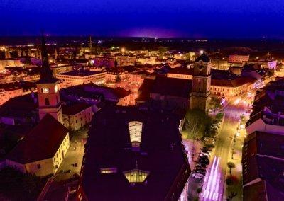 Night Tour Pezinok