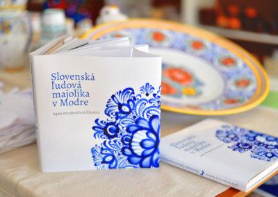 Book of Slovak Folk Majolica, Modra Tours