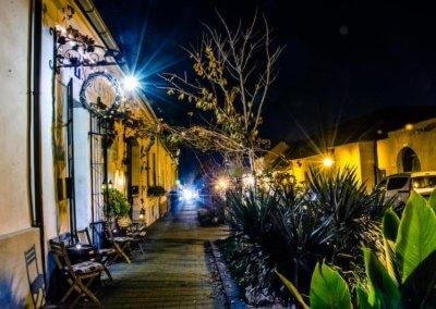 Nočná lampášová prehliadka Svätého Jura